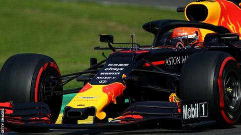 Max Verstappen and Pierre Gasly to start at back of grid for Italian GP after penalty for excessive engine usage
