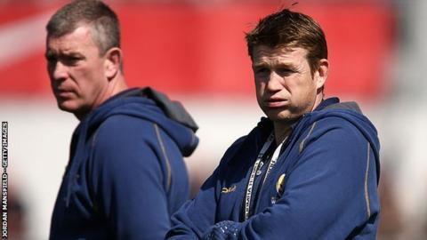 Former Scotland international Carl Hogg was brought to Sixways by former Worcester Warriors director of rugby Dean Ryan in May 2013