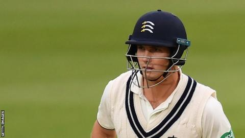 Hilton Cartwright averages 38.08 with the bat in first-class cricket