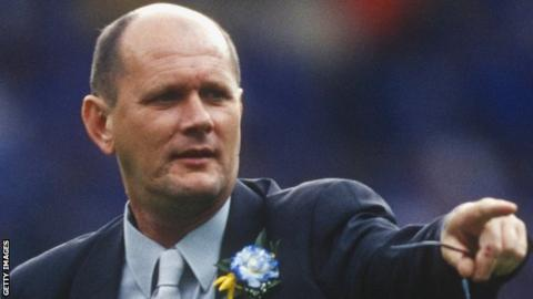 environment Former Chelsea coach Gwyn Williams
