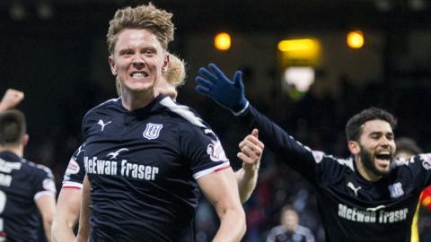 Dundee's Mark O'Hara