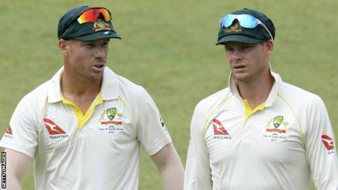 Australia to manage return of Steve Smith and David Warner