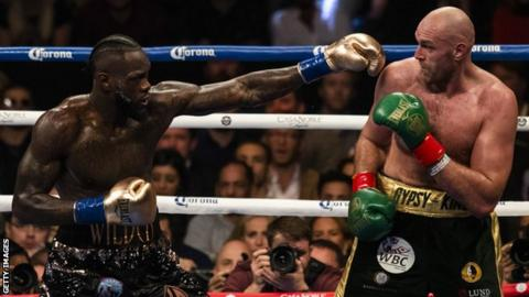 Wilder Ordered To Defend WBC Heavyweight Title Against Breazeale