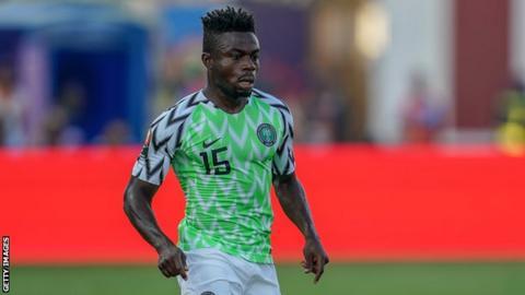Spain's Levante loan Nigeria's Moses Simon to Nantes
