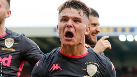 Leeds United v Derby County