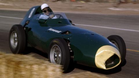 Technology Stirling Moss