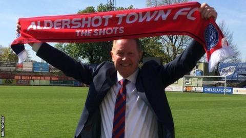 Aldershot Fc Full Year Contracts A Calculated Risk For Club Bbc