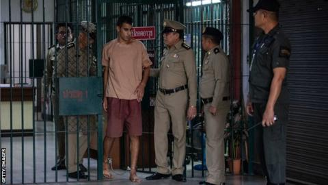 Australia government urges Thailand to free refugee footballer Hakeem al-Araibi