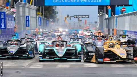 Formula E: Here's what to look out for in the new season