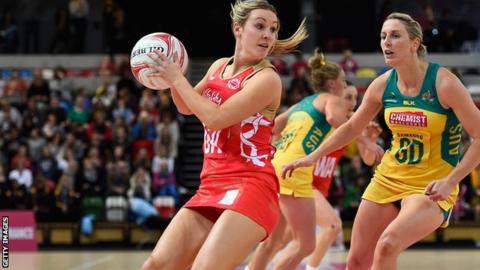 England's Natalie Haythornthwaite