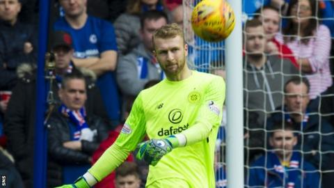 Scotland: Scott Bain added to squad as Allan McGregor pulls out