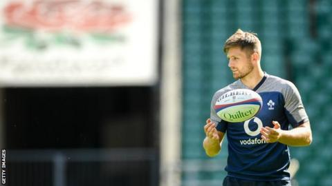 Rugby Ross Byrne