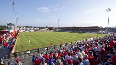The Showgrounds in Sligo