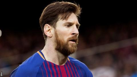 'Welcome Ciro!' Messi Announces Birth Of Third Son