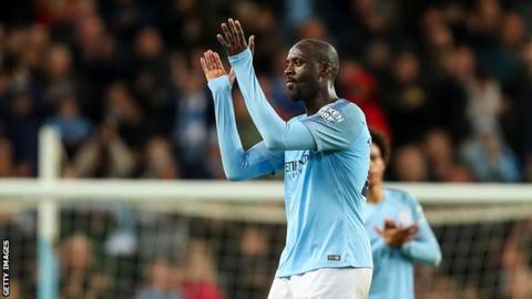 Yaya Toure denies he has retired from football