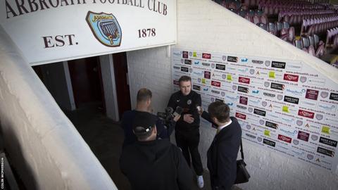 City manager Gary Jardine