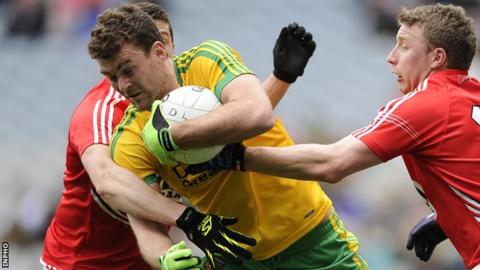 Eamon McGee could be fit to face Mayo on Saturday