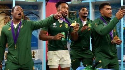 Rugby Makazole Mapimpi