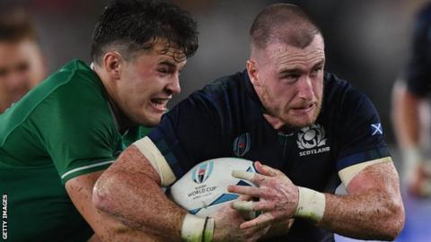 Scotland 'battered' by Ireland despite 'spot-on' preparation - Stuart Hogg