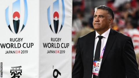 Jamie Joseph to continue as Japan coach through 2023