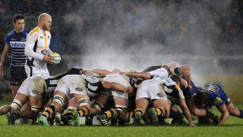 Sale v Wasps