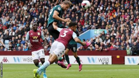 Aston Villa 2-2 Burnley: Clarets twice come from behind to earn draw at Villa Park