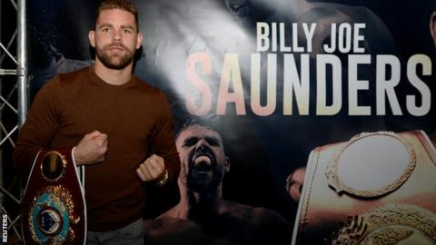 Billy Joe Saunders vs. Martin Murray on April 14, O2 Arena