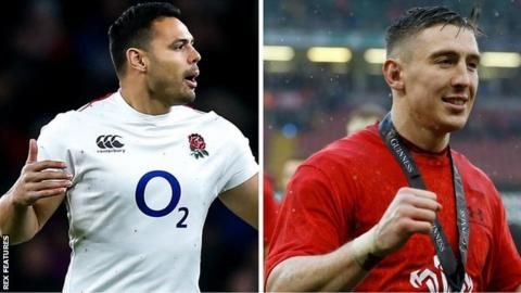 Ben Te'o started just one game for England in this year's Six Nations, while Warriors team-mate Josh Adams played every minute of Wales' success