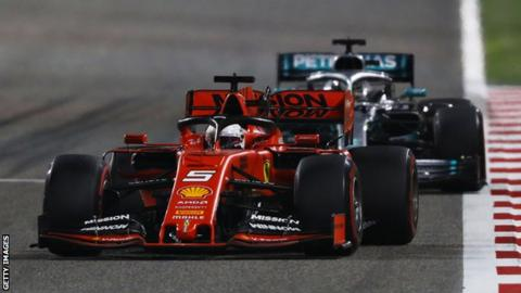 Hamilton: Ferrari has 'significant' top speed edge