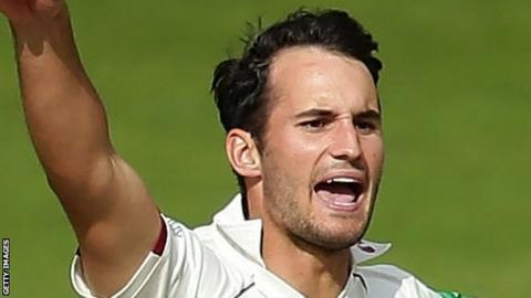 Lewis Gregory has made 61 T20 appearances for Somerset, twice taking four-wicket hauls