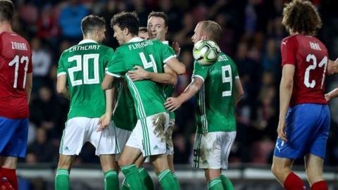 Northern Ireland: Michael O'Neill has given us belief - Jonny Evans