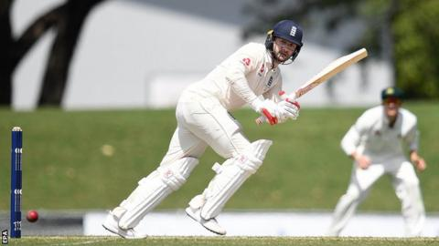 Opener Mark Stoneman has only played only three Tests