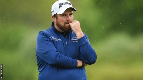 Shane Lowry represented Ireland at the World Cup in 2013