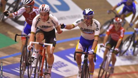 Gerben Thijssen and Moreno De Pauw