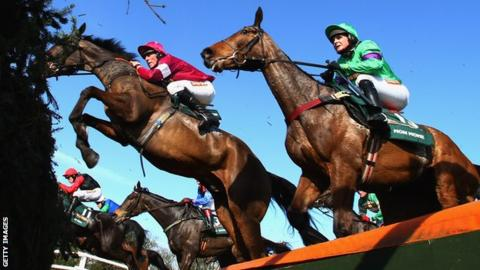 Liam Treadwell wins the 2009 Grand National