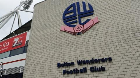 Bolton Wanderers have lost their past five games in a row