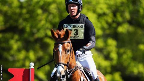 Burghley Horse Trials Watch Live Coverage On The Bbc