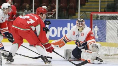 Champions Hockey League Cardiff Devils Drawn Against Vaxjo Lakers