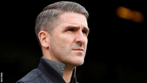 Ryan Lowe's Bury had gone 14 games without defeat