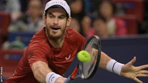 Murray Out of Shanghai, But Comeback Continues