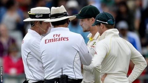 Cameron Bancroft ball-tampering claims mar South Africa v Australia
