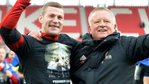 Paul Coutts is looking for a new club after leaving promoted Sheffield United