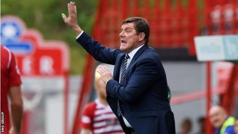 Saints' manager Tommy Wright says his squad was 'ageing' and needed refreshed