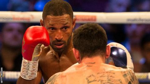 Kell Brook has fought twice since undergoing a second eye-socket surgery