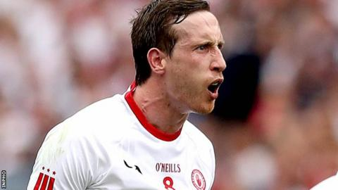 Colm Cavanagh was the only Ulster player named on last year's All-Star team