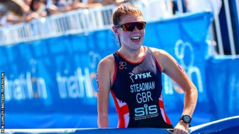 Lauren Steadman: British Para-triathlete on defending titles, Tokyo 2020 and Strictly Come Dancing