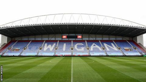 Wigan Athletic are 20th in the Championship having won four of their 16 league games so far this season