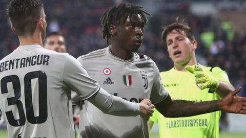 Cagliari cleared of racist chanting towards Inter Milan striker Romelu Lukaku