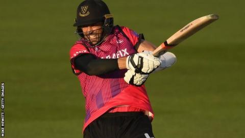 David Wiese made his 19th one-day half-century to see Sussex to victory at Hove