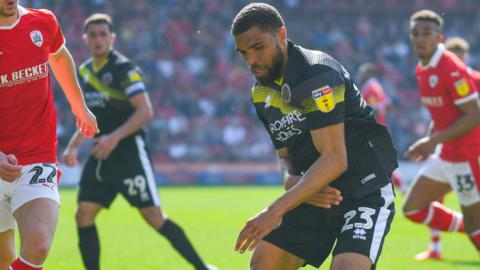 Scott Golbourne has been on the winning side four times, three of them away from home, in his 15 games since signing on loan from Bristol City in January